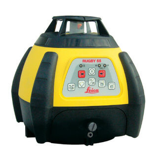Leica Rugby 55 Interior Rotary Laser Level
