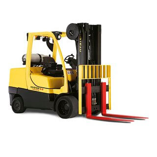 Forklift Truck - Compact Gas / LPG (5500kg)