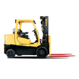 Forklift Truck - Compact Gas / LPG (7000 - 9000kg)