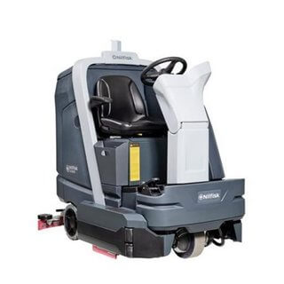 Nilfisk SC6000 Scrubber Dryer - Ride On