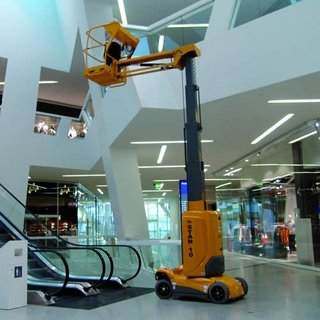 Haulotte Star 10 Mast Boom Lift - Electric (10m)