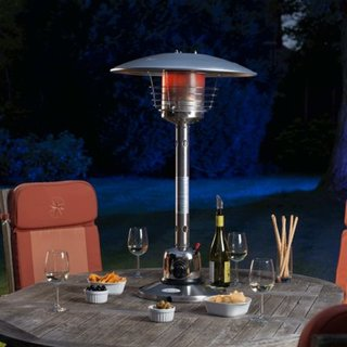 Sirocco Table Top Heater