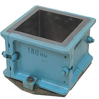 Concrete Test Cube Mould - 6in