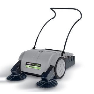 Topfloor TF90VB-TRS Pedestrian Floor Sweeper