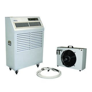 Water Cooled Portable Air Conditioner
