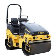 Bomag 120 Ride-on Tandem Roller - 1200mm - Diesel