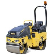Bomag 80 Ride-on Tandem Roller - 800mm - Diesel