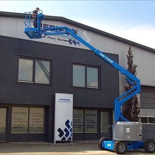 Articulated Boom Lift - Bi-Energy