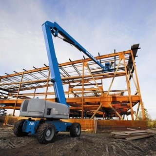 Articulated Boom Lift - Diesel