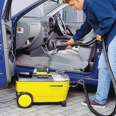karcher carpet upholstery cleaner domestic hire national tool hire shops. Black Bedroom Furniture Sets. Home Design Ideas