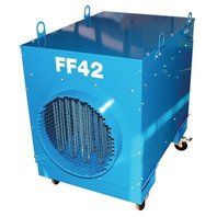 Industrial Electric Fan Heater – 42kW – 3 Phase