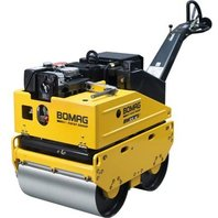 Double Drum Vibrating Roller - 650mm - Diesel
