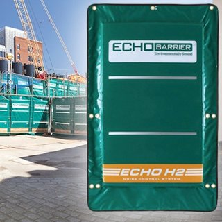 Echo H2 Acoustic Barrier
