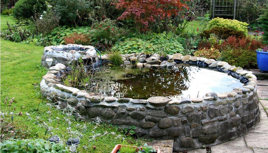 blog how to drain water from a garden pond - Garden Ponds Design Ideas