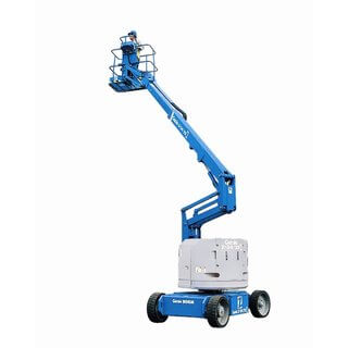 Genie Z34 Cherry Picker - Diesel / Electric (12.5m)