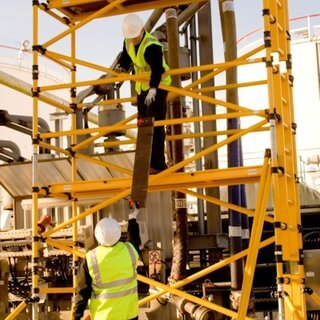 GRP Fibreglass Scaffold Towers