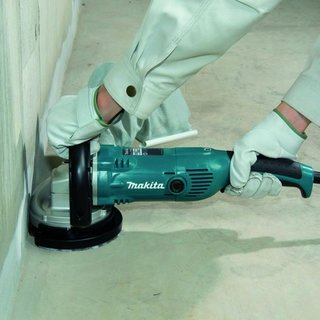 Hand Held Diamond Concrete Planer