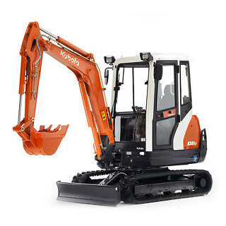 Compact Tracked Digger / Excavator 3T