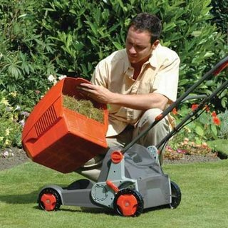 Lawn Scarifier - Electric