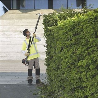 Hedge Trimmer - Long Reach - 2 Stroke Petrol