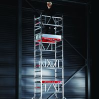 MiTower DIY Scaffold Tower (One Person Erect)