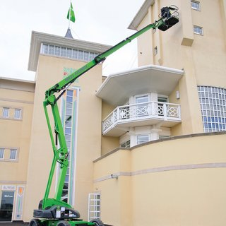 Nifty Articulated Boom Lift - Bi-Energy / Hybrid