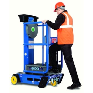 P-ECO Low Level Access Platform