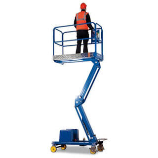 Power Tower Low Level Access Platform - 3.1m