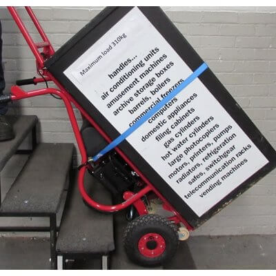 Powered Stair Climbing Trolley Hire | National Tool Hire Shops