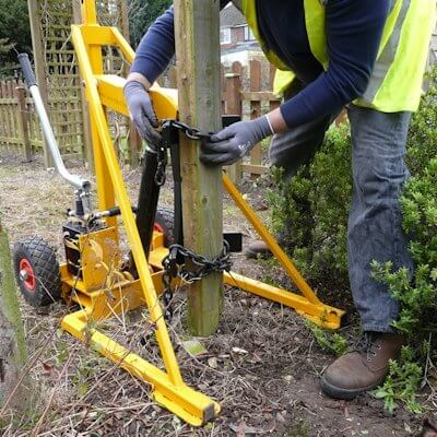 Fence Post Remover Hire National Tool Hire Shops