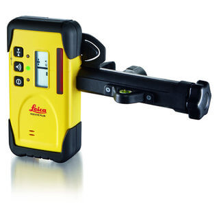 Leica Rod Eye Plus Laser Detector / Receiver