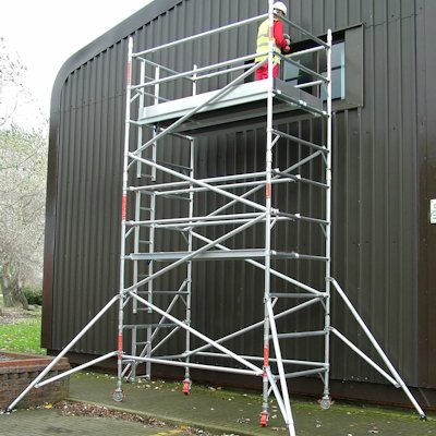 Aluminium Scaffold Tower Hire National Tool Hire Shops