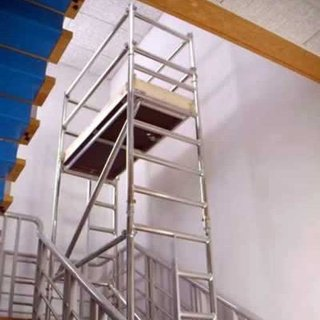 Stair Scaffold