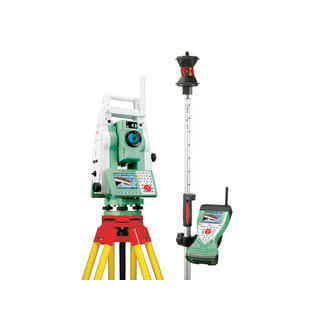 Leica TS15P Robotic Total Station Package