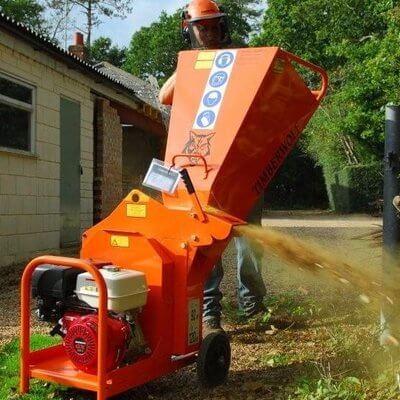 Wood Chipper Hire / Garden Shredder Hire   National Tool Hire Shops