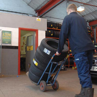 Trolley Hire